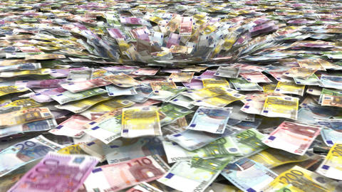 euro vortex Stock Video Footage