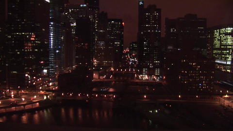 chicago 1 Stock Video Footage