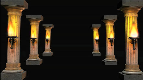 columns 4HD Animation