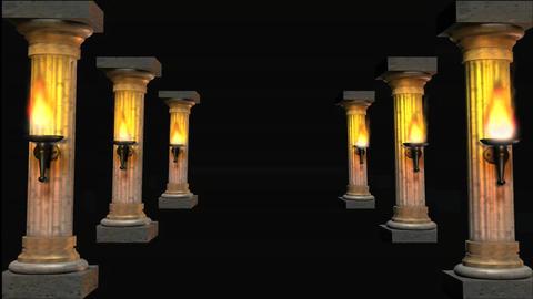 columns 4HD Animation