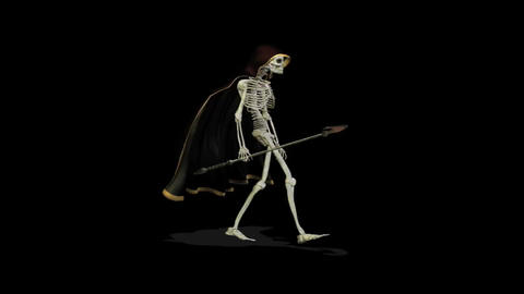 Grimreaper 2 Animation