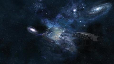 Space Ship 1 2