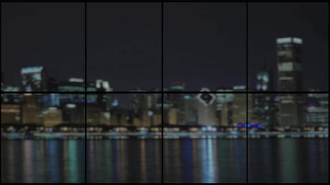 Chicago background HD 3 Stock Video Footage
