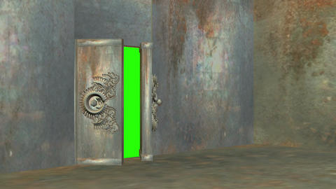 Door way 1 hd Animation