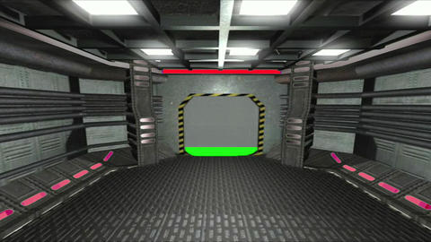 Door Way 5 HD Stock Video Footage