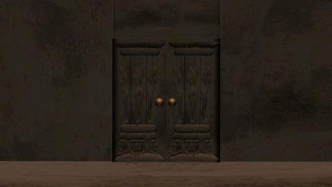 Door way 7 HD Stock Video Footage