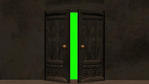 Door way 7 HD Animation
