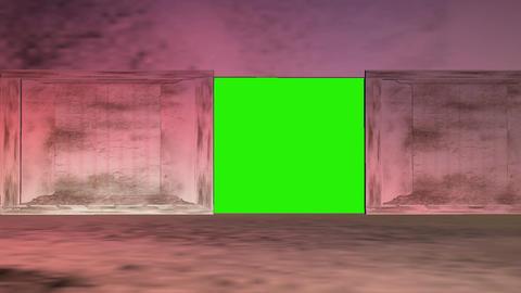 Door way 11 HD Stock Video Footage