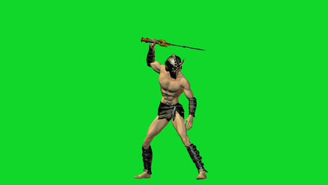 Gladiator 2 Animation