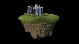 city island Stock Video Footage