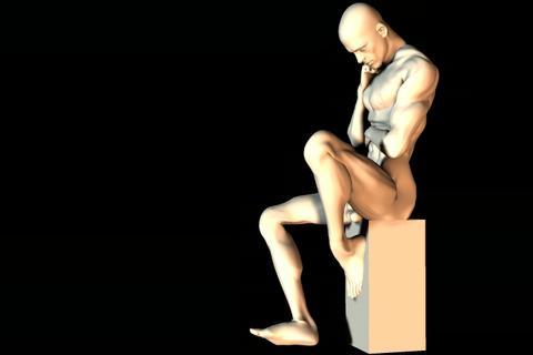statue 26 obj 3D Model