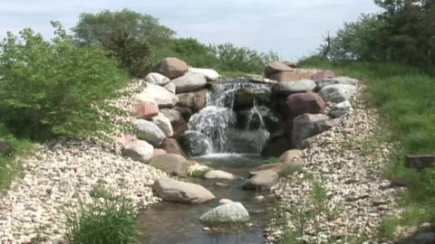 waterfall 10 Stock Video Footage
