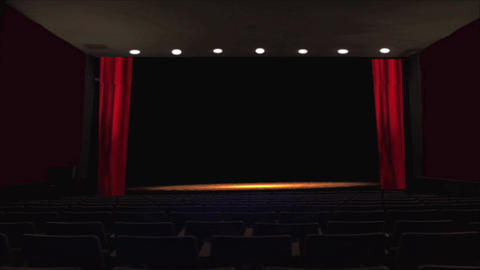 Theater HD 8 Stock Video Footage
