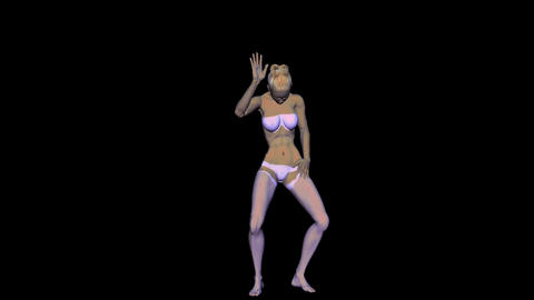 Dancer 2 Animation