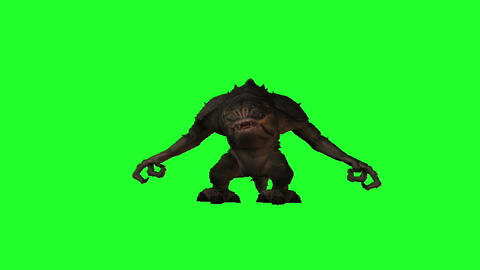 Mad Monster and sound 2 Animation