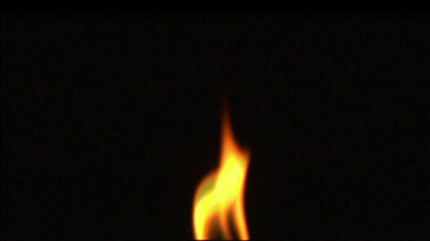 flame 32 Stock Video Footage