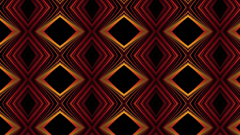 vj loop tribal 02 Animation