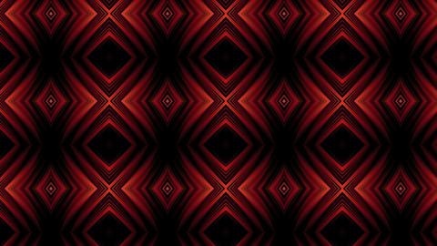 vj loop tribal 02 Stock Video Footage