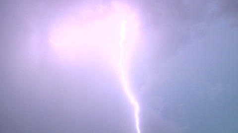 Lightning 01 Stock Video Footage