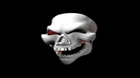 skull 13 Animation