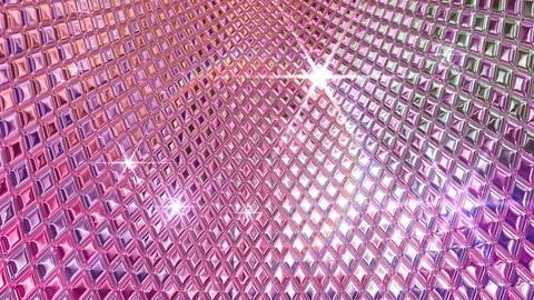 Disco Wall CMmC1 HD Stock Video Footage