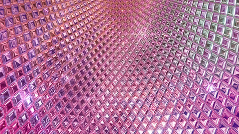 Disco Wall CMmC1 HD Animation