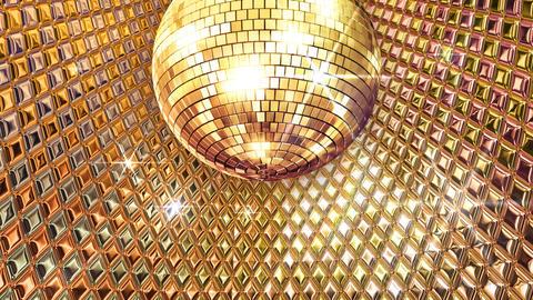 Disco Wall CMmM1 HD Stock Video Footage