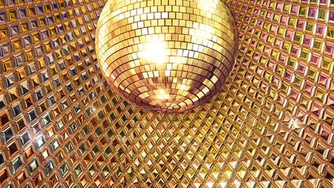Disco Wall CMmM1 HD Stock Video Footage
