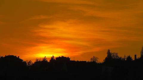 Sunset 02 Footage