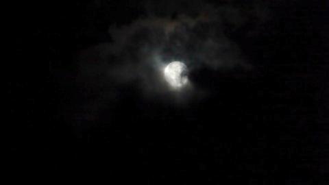Full moon 2 Footage