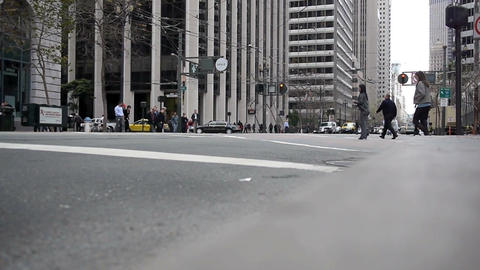 San Francisco time lapse 5 Footage