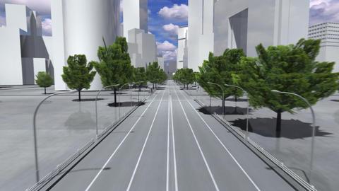 City 5CC D1 Stock Video Footage