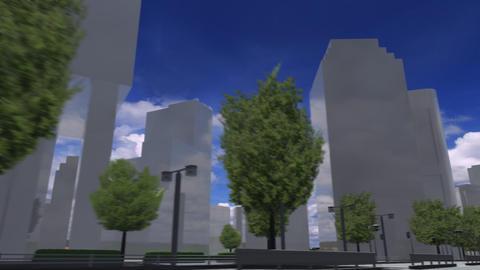 City 5J2 HD CG動画