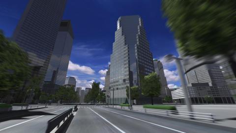 City 4B HD Stock Video Footage