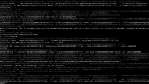 Binary World v2 01 Animation