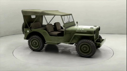 Willys Overland Jeep MB 1944