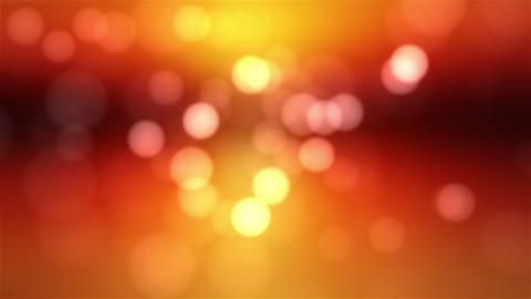 Bokeh Background, loopable Animation