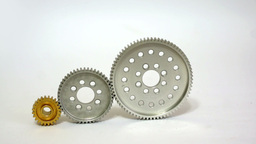 Industrial Three Gears Dolly stock footage