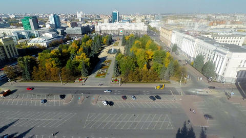 Aerial. City 1