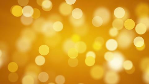 shiny orange defocused lights loopable background Animation