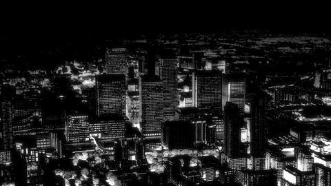 London Glow 9 Footage