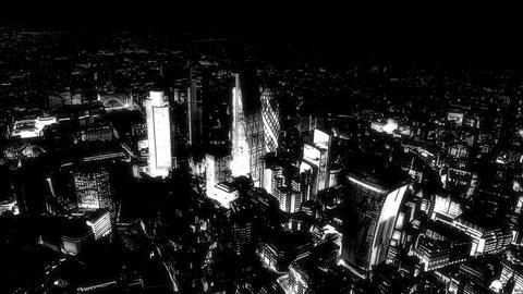London Glow 4 Footage