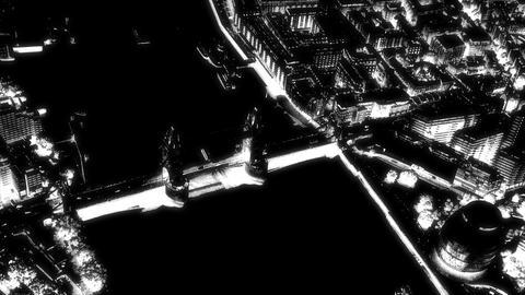 London Glow 1 Footage