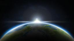 Shining Earth Animation