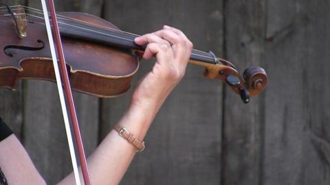 Violinist 1 Footage