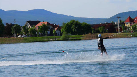 Wakeboard 03 3 in 1 Footage