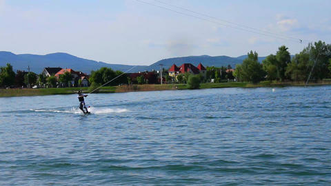 Wakeboard 05 2 in 1 Footage