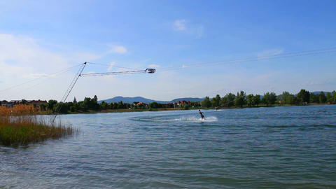 Wakeboard 09 Footage