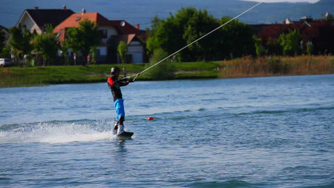 Wakeboard 13 2 in 1 Footage