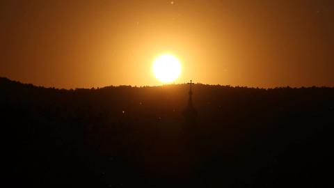 Beautiful Sunset TimeLapse Footage